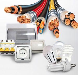 ● Электричество, электротовары ●