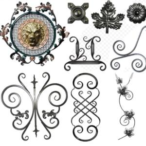 Кованные элементы